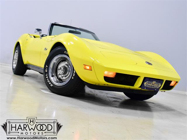1974 Chevrolet Corvette (CC-1361234) for sale in Macedonia, Ohio