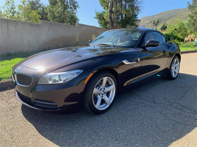 2016 BMW Z4 (CC-1361236) for sale in Spring Valley, California