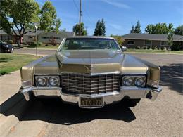 1969 Cadillac Coupe DeVille (CC-1361238) for sale in Turlock, California