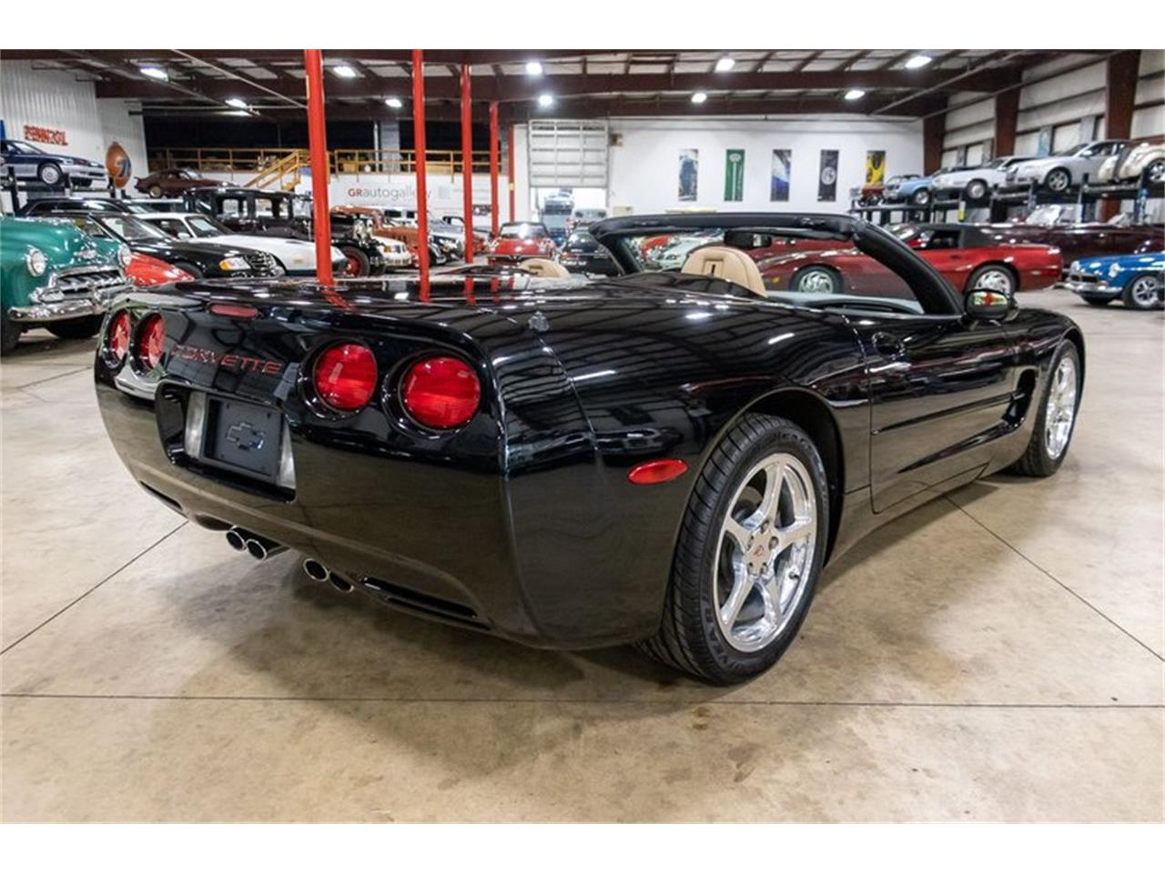 2001 Chevrolet Corvette (CC-1361247) for sale in Kentwood, Michigan