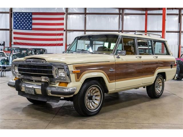 1986 Jeep Grand Wagoneer (CC-1361249) for sale in Kentwood, Michigan