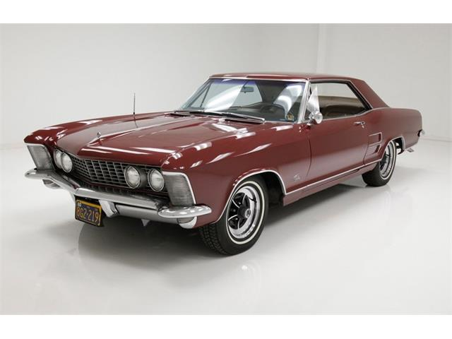 1964 Buick Riviera (CC-1361254) for sale in Morgantown, Pennsylvania