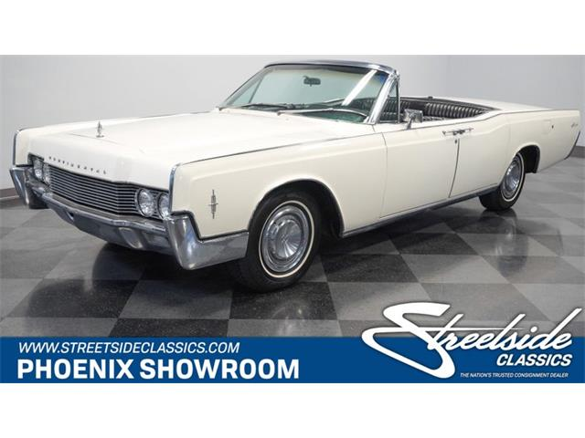 1966 Lincoln Continental (CC-1361258) for sale in Mesa, Arizona