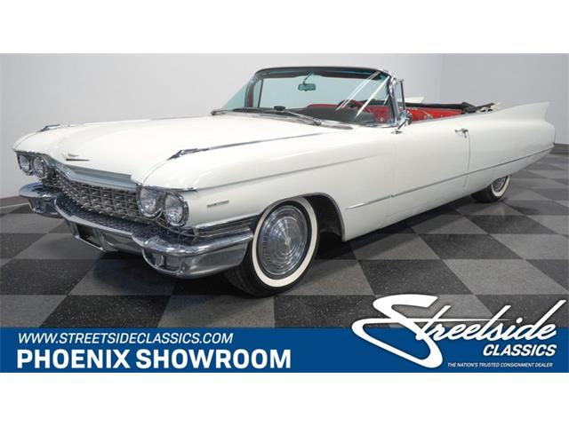 1960 Cadillac Series 62 (CC-1361261) for sale in Mesa, Arizona