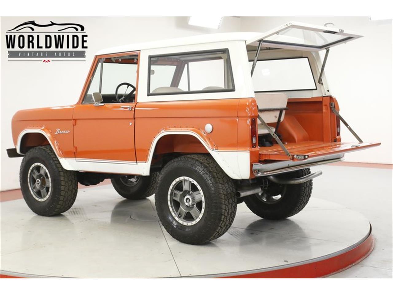 1973 Ford Bronco (CC-1361266) for sale in Denver , Colorado