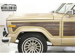 1989 Jeep Wagoneer (CC-1361273) for sale in Denver , Colorado