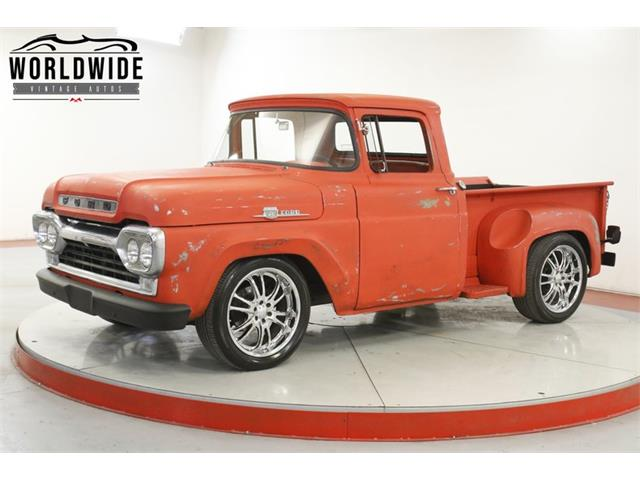 1958 Ford F100 (CC-1361277) for sale in Denver , Colorado