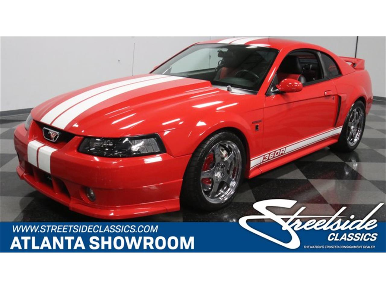 2002 Ford Mustang (CC-1361281) for sale in Lithia Springs, Georgia