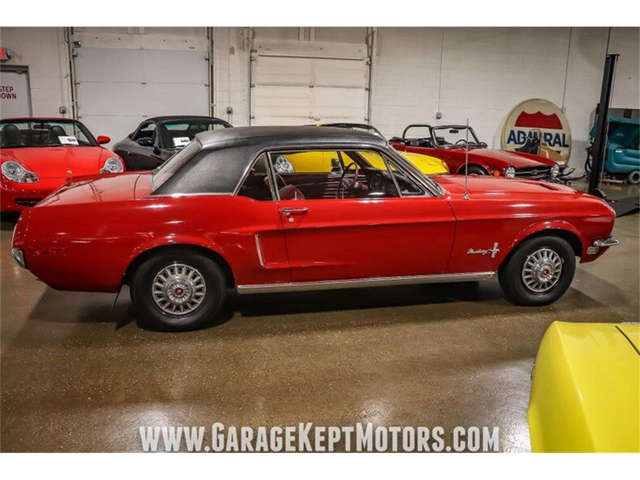 1968 Ford Mustang (CC-1361296) for sale in Grand Rapids, Michigan
