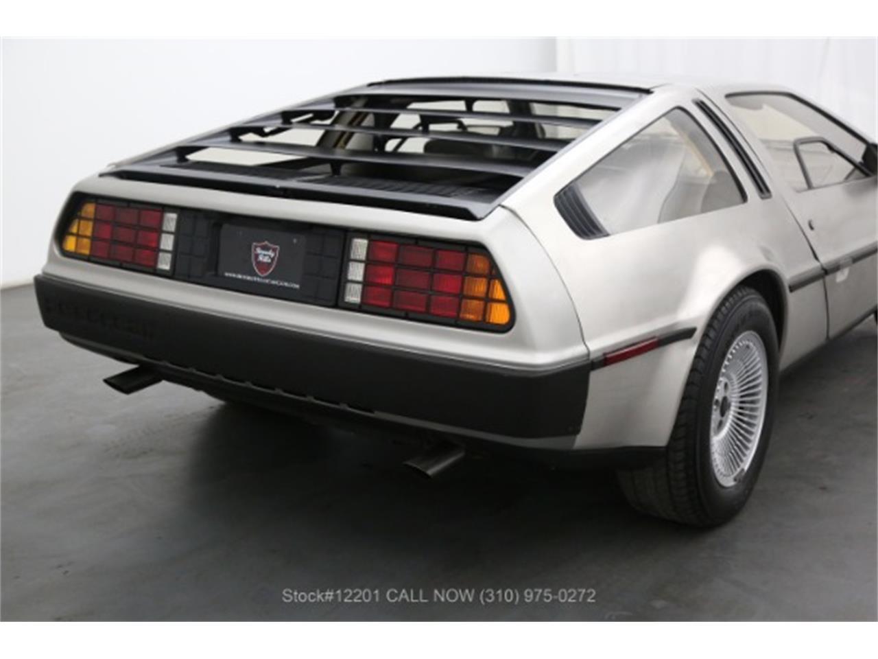 1982 DeLorean DMC-12 (CC-1361305) for sale in Beverly Hills, California