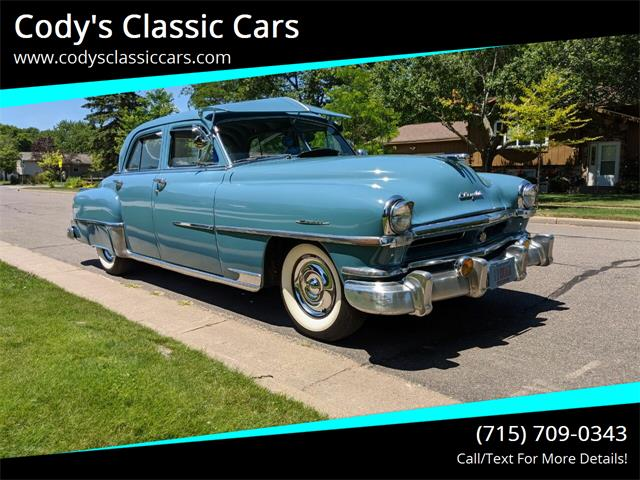 1951 Chrysler Windsor (CC-1361307) for sale in Stanley, Wisconsin