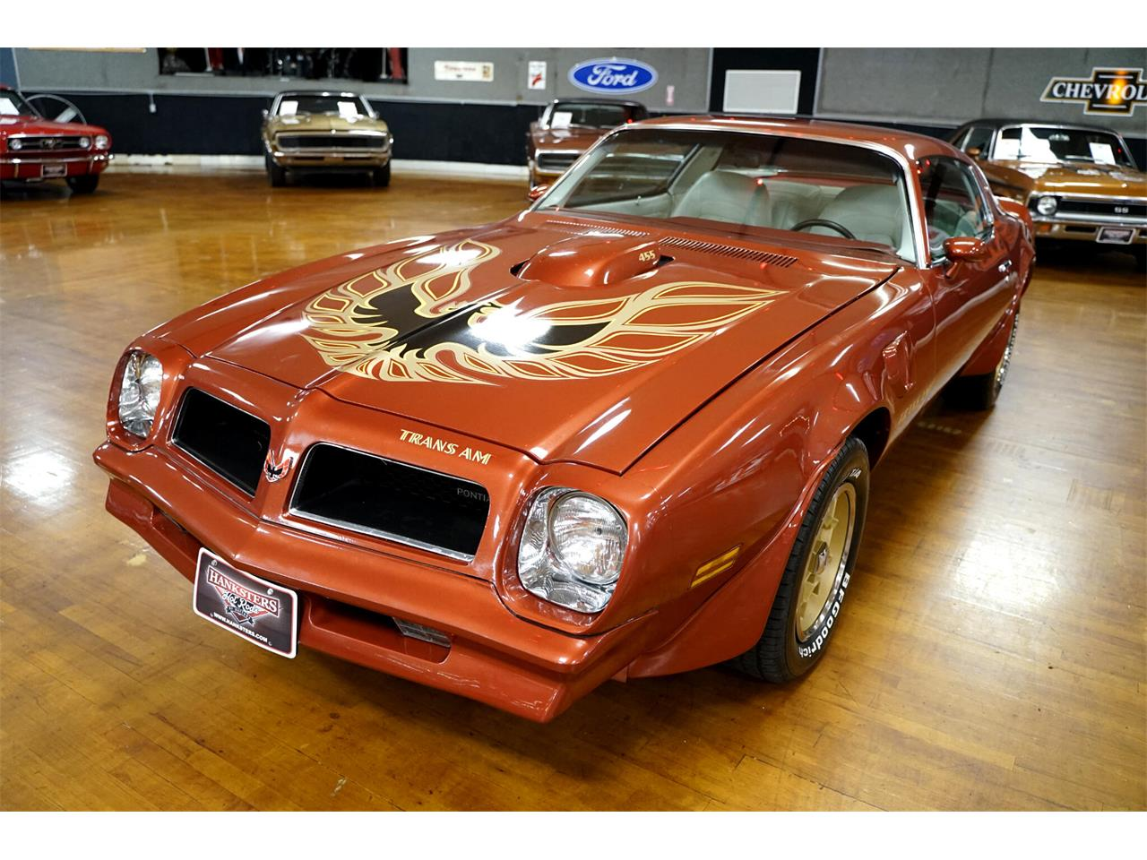 1976 Pontiac Firebird Trans Am (CC-1361315) for sale in Homer City, Pennsylvania