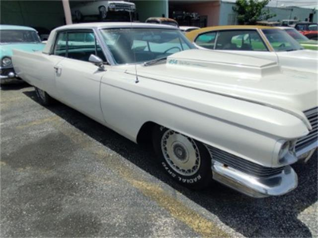 1964 Cadillac DeVille (CC-1361320) for sale in Miami, Florida