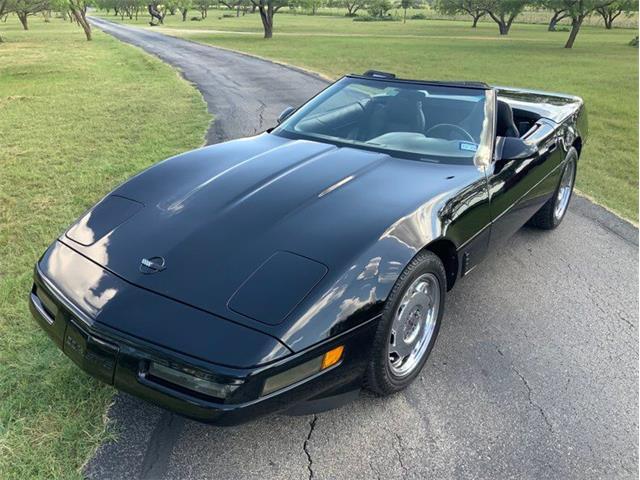 1996 Chevrolet Corvette (CC-1360136) for sale in Fredericksburg, Texas