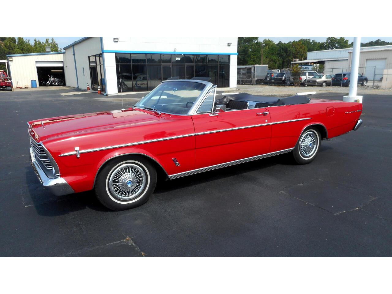 1966 Ford Galaxie 500 (CC-1361365) for sale in Greenville, North Carolina