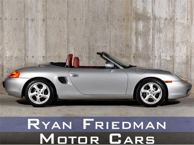 1997 Porsche Boxster (CC-1361369) for sale in Valley Stream, New York