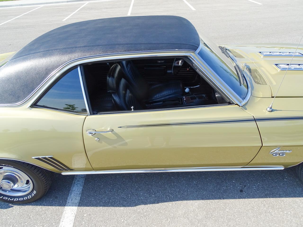 1969 Chevrolet Camaro RS/SS (CC-1360137) for sale in O'Fallon, Illinois