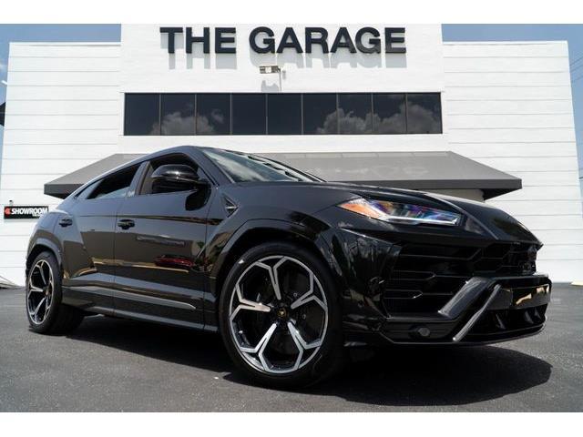 2020 Lamborghini Urus (CC-1361375) for sale in Miami, Florida