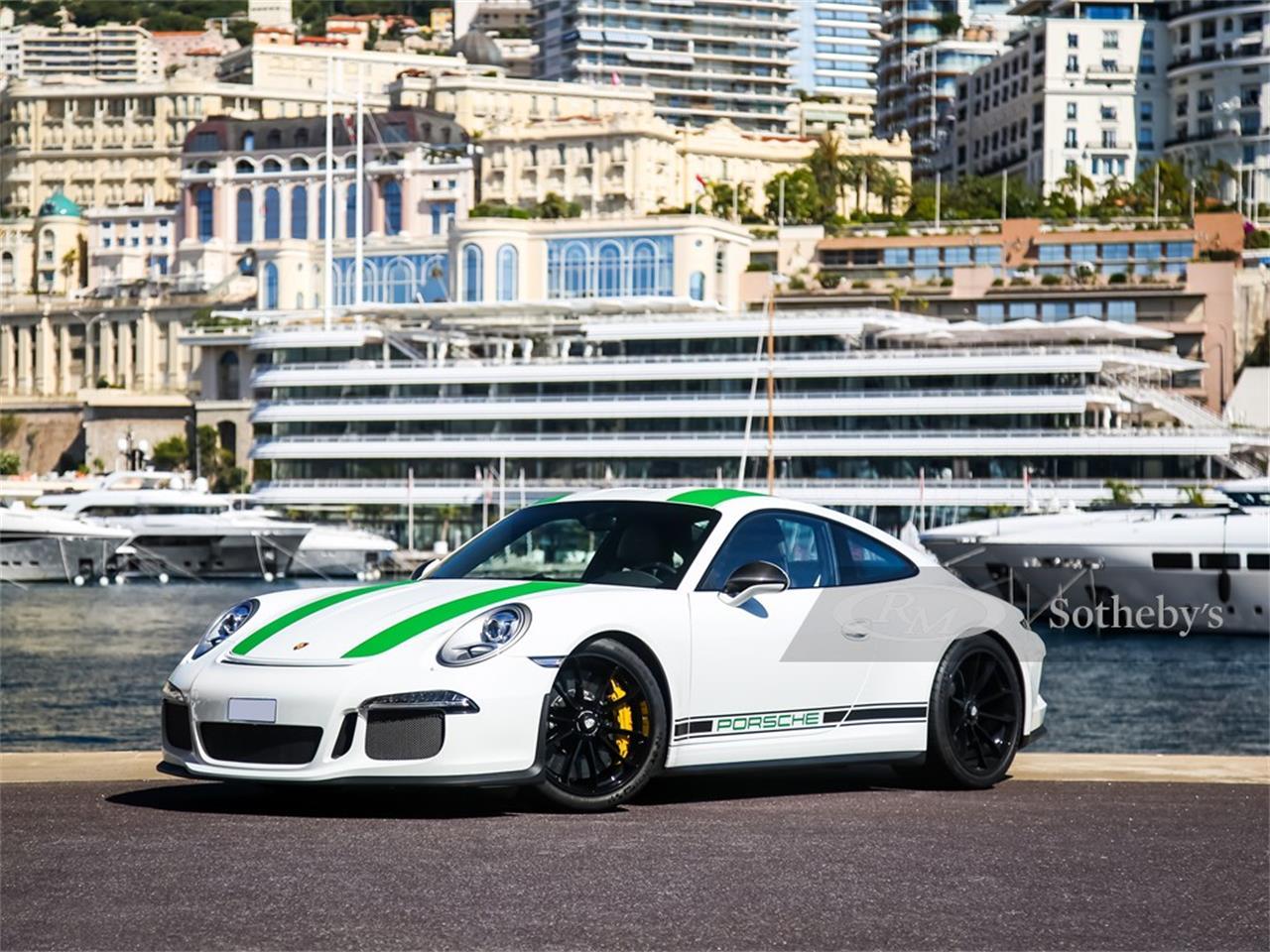 2016 Porsche 911 R (CC-1361386) for sale in London, United Kingdom
