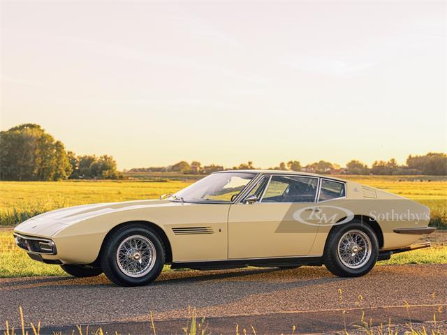 1967 Maserati Ghibli (CC-1361389) for sale in London, United Kingdom