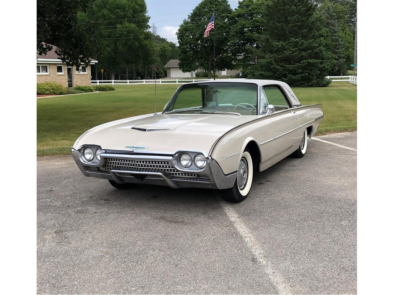 1962 Ford Thunderbird (CC-1361391) for sale in Maple Lake, Minnesota