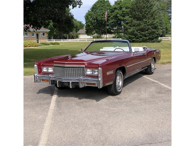 1976 Cadillac Eldorado (CC-1361393) for sale in Maple Lake, Minnesota