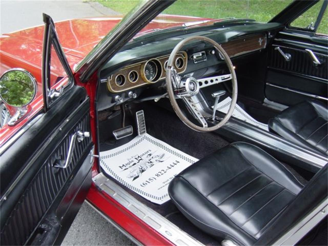 1965 Ford Mustang (CC-1361397) for sale in Hendersonville, Tennessee