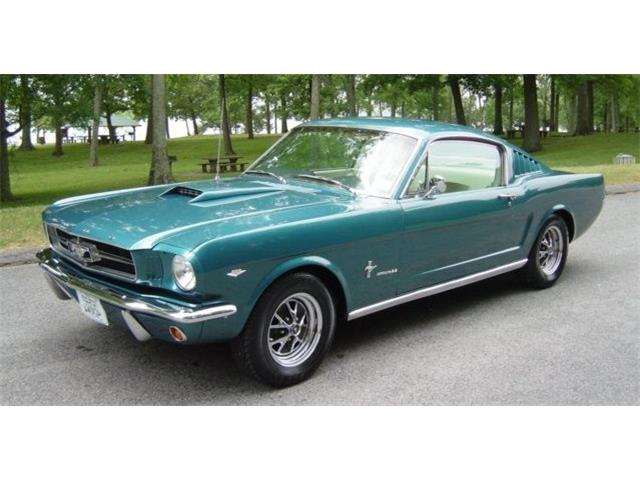 1965 Ford Mustang (CC-1361399) for sale in Hendersonville, Tennessee