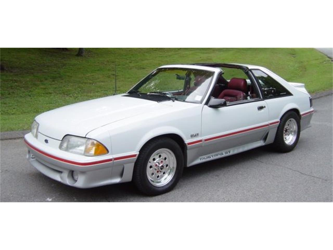 1987 Ford Mustang GT (CC-1361400) for sale in Hendersonville, Tennessee