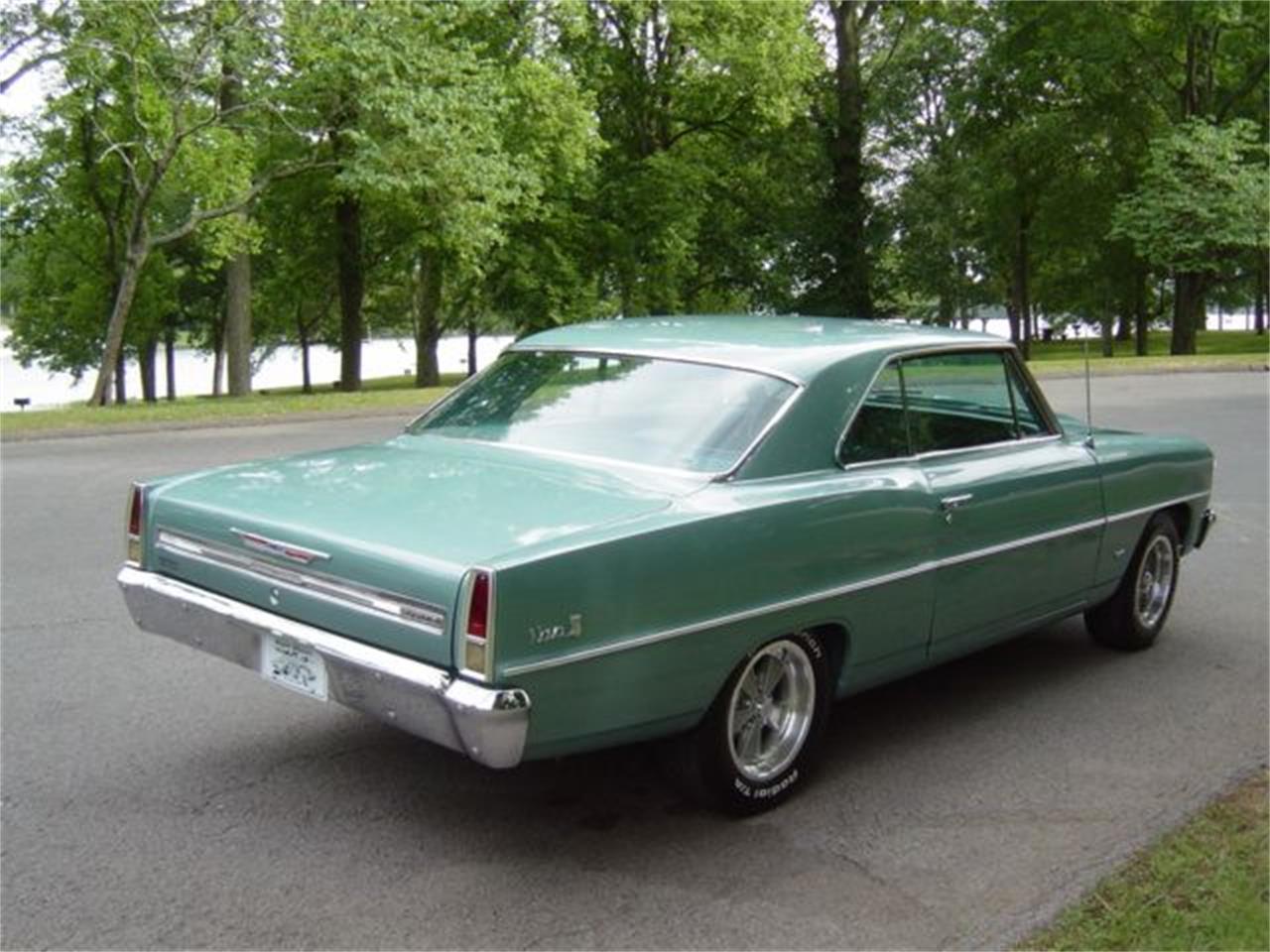 1966 Chevrolet Nova II (CC-1361401) for sale in Hendersonville, Tennessee