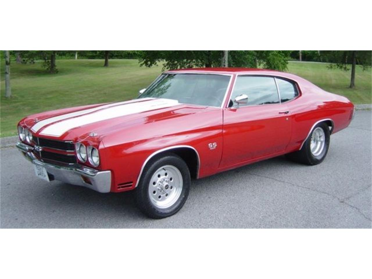 1970 Chevrolet Chevelle (CC-1361402) for sale in Hendersonville, Tennessee