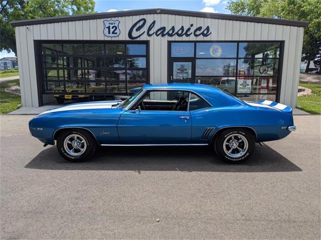 1969 Chevrolet Camaro (CC-1361407) for sale in Webster, South Dakota