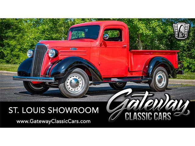 1937 Chevrolet Pickup (CC-1361421) for sale in O'Fallon, Illinois