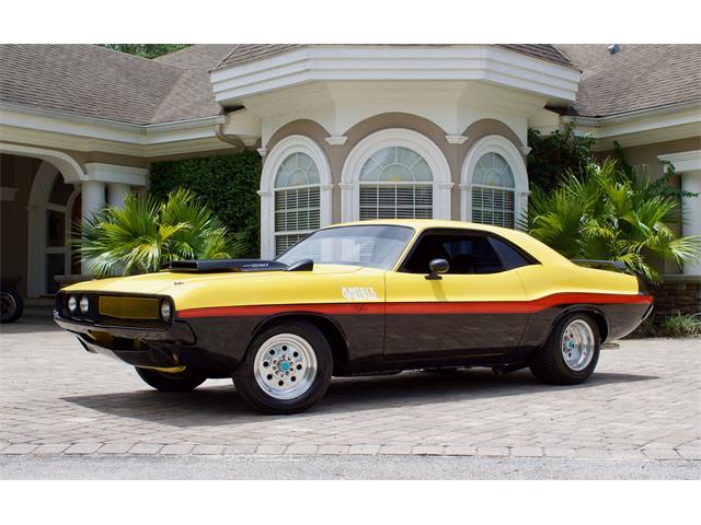 1972 Dodge Challenger R/T