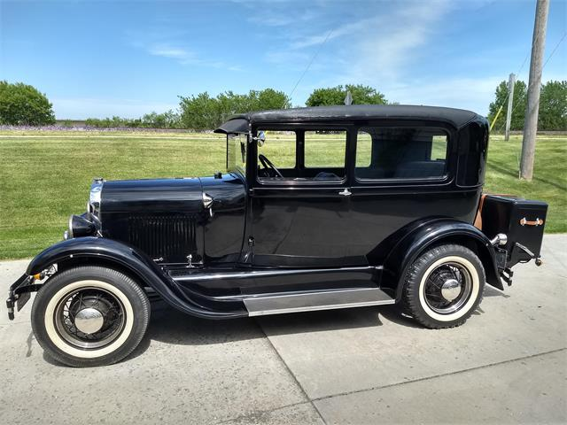 1929 Ford Model A (CC-1361437) for sale in Mt. Pleasant, Wisconsin