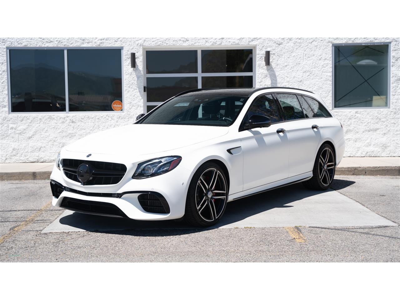 2018 Mercedes-Benz E63-S AMG (CC-1361443) for sale in SLC, Utah