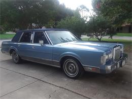 1988 Lincoln Town Car (CC-1361451) for sale in Mansfield, Texas