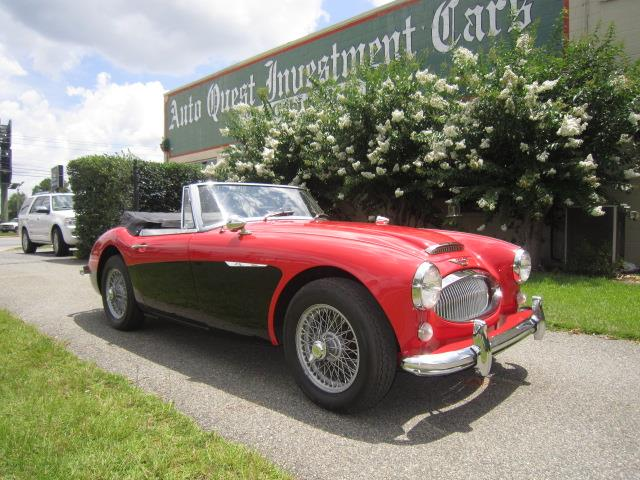 1965 Austin-Healey 3000 Mark II