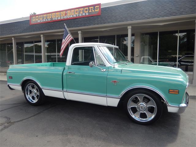1968 Chevrolet C/K 10 (CC-1361460) for sale in Clarkston, Michigan