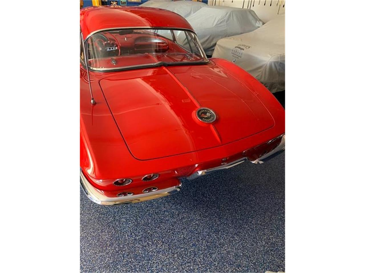 1962 Chevrolet Corvette (CC-1361469) for sale in Stockton, California
