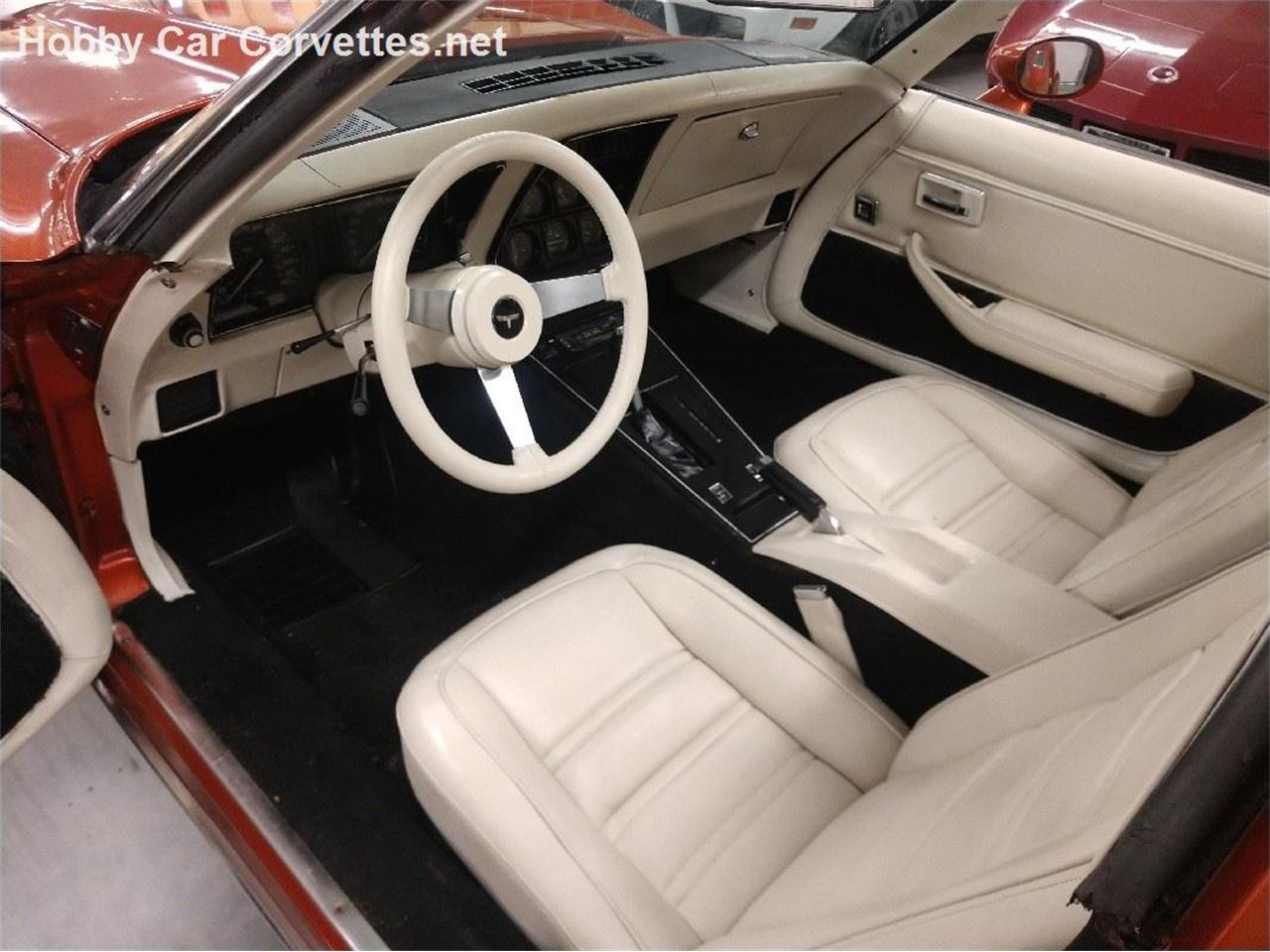 1979 Chevrolet Corvette (CC-1361476) for sale in martinsburg, Pennsylvania