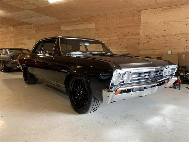 1967 Chevrolet Chevelle (CC-1361484) for sale in abbotsford, british colombia