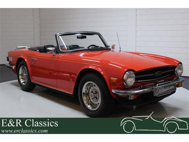 1974 Triumph TR6 (CC-1361486) for sale in Waalwijk, Noord-Brabant