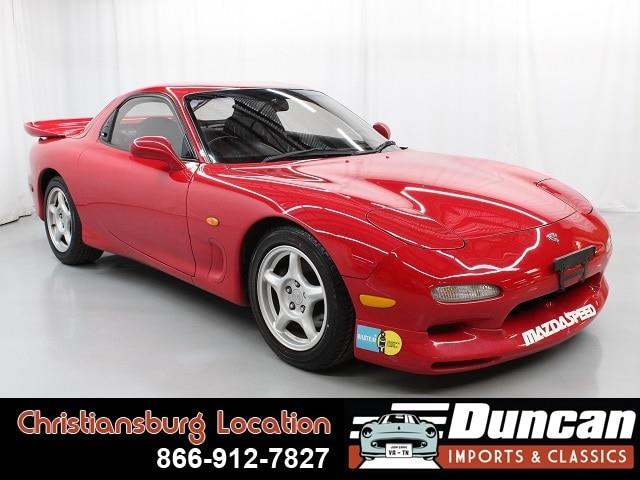 1992 Mazda RX-7 (CC-1361492) for sale in Christiansburg, Virginia