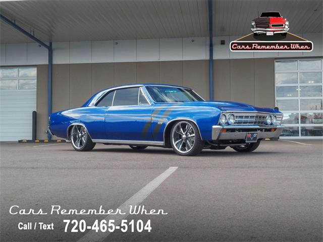 1967 Chevrolet Chevelle (CC-1360150) for sale in Englewood, Colorado