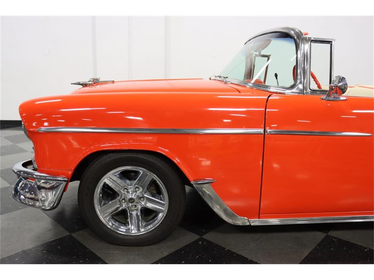 1955 Chevrolet Bel Air (CC-1361500) for sale in Ft Worth, Texas