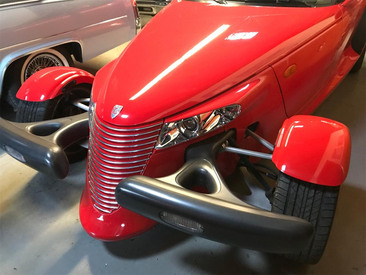 1999 Plymouth Prowler (CC-1361524) for sale in Stratford, New Jersey
