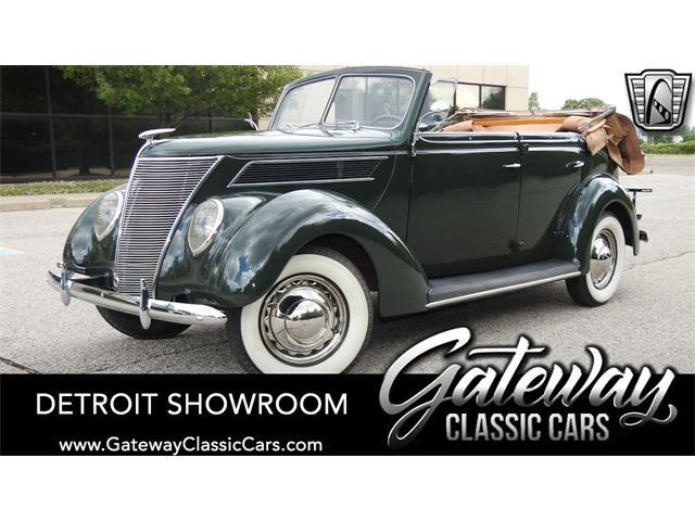 1937 Ford Phaeton (CC-1361528) for sale in O'Fallon, Illinois