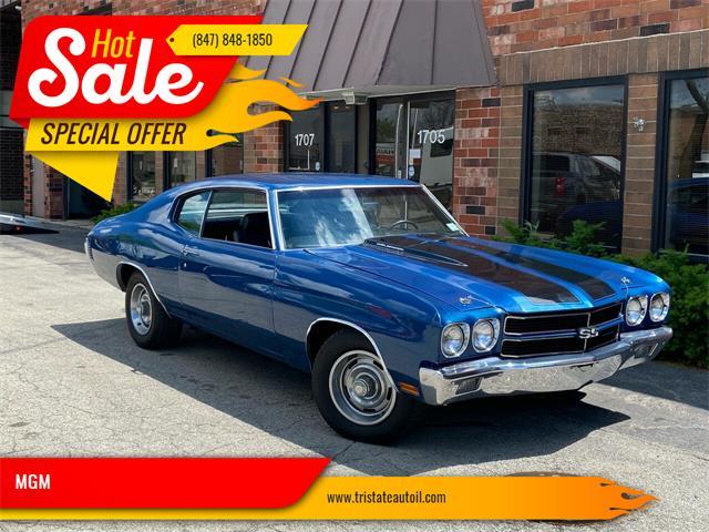 1970 Chevrolet Chevelle (CC-1360153) for sale in Addison, Illinois