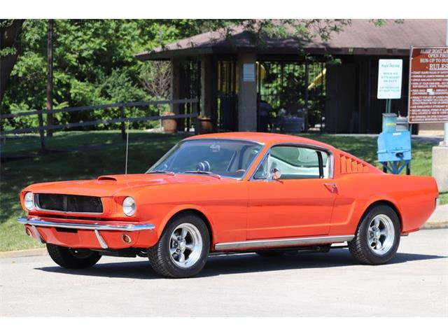 1965 Ford Mustang (CC-1361540) for sale in Alsip, Illinois